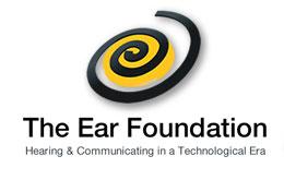Ear Foundation UK Logo